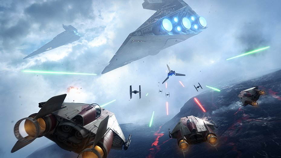 Star Wars Battlefront image 8