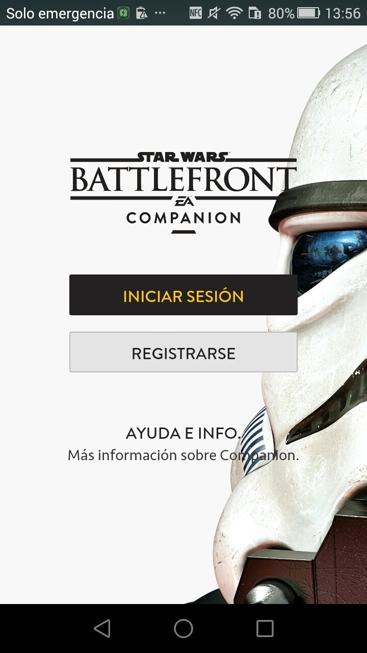Star Wars Battlefront Companion Android image 6