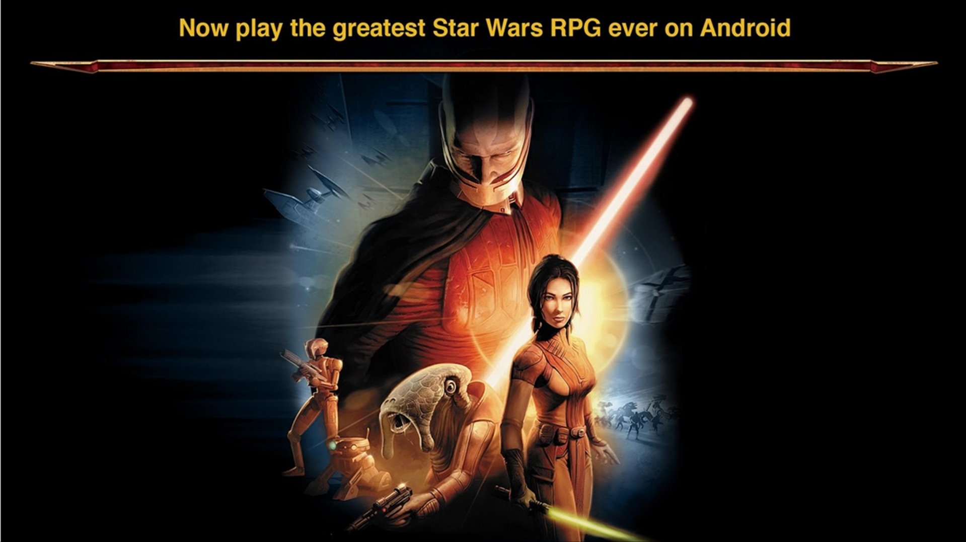 Star Wars: Knights of the Old Republic Android image 6