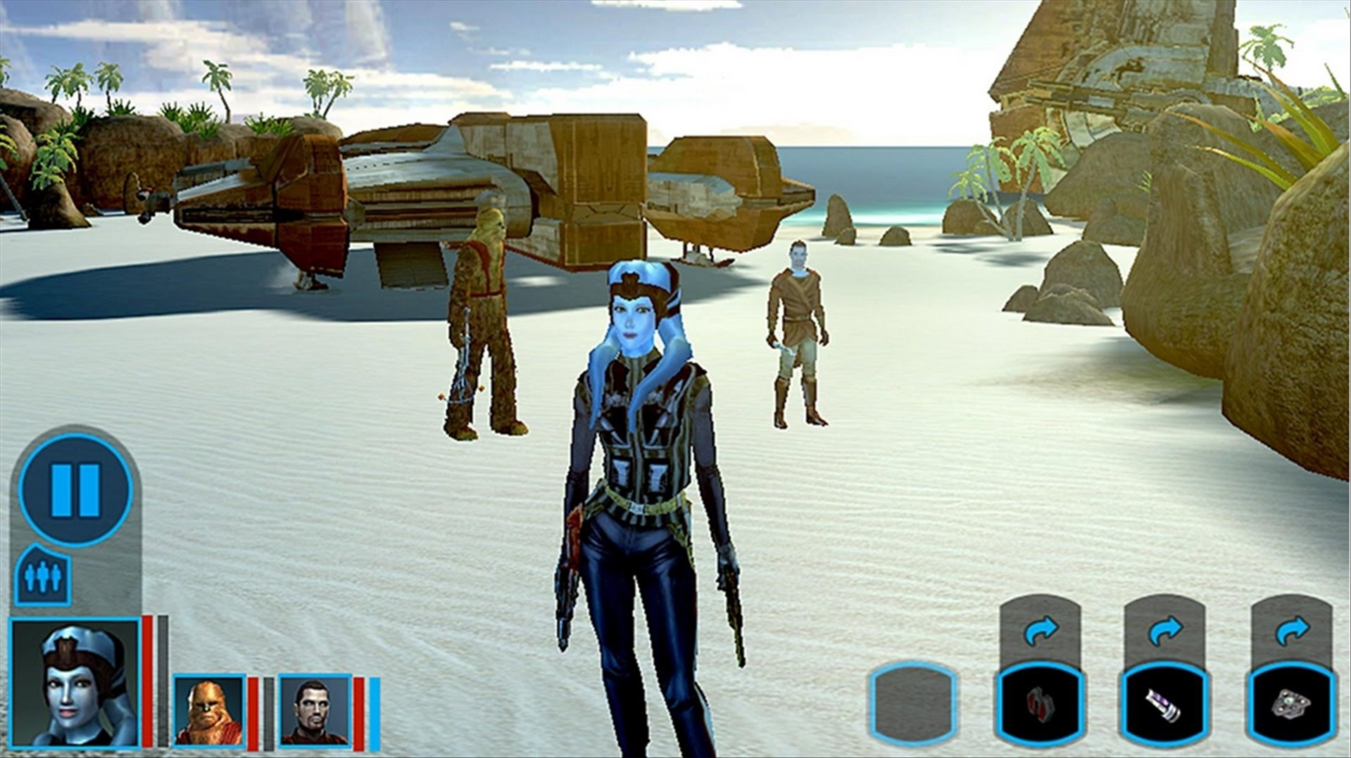 download star wars kotor knights of the old republic 1 0 6 android
