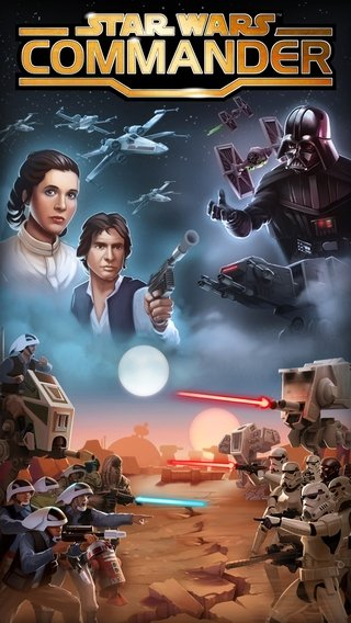 Star Wars: Commander iPhone image 5