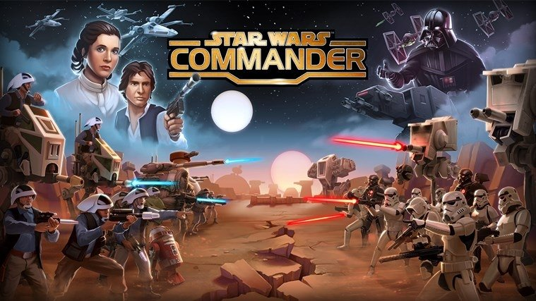 Star Wars: Commander image 5