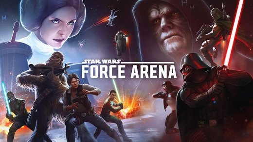 Star Wars: Force Arena iPhone image 5