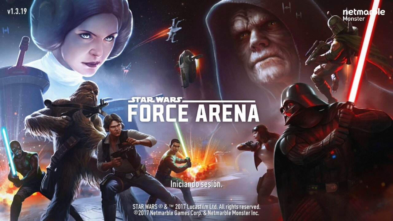Star Wars: Force Arena Android image 8