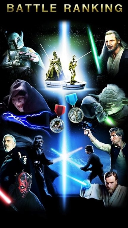 Star Wars Force Collection Android image 5