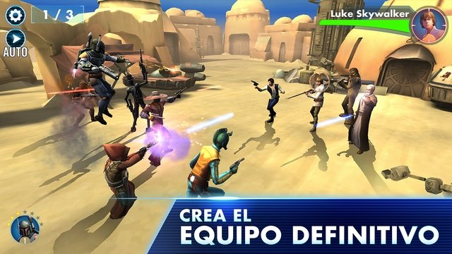 Star Wars: Galaxy of Heroes - Download for iPhone Free