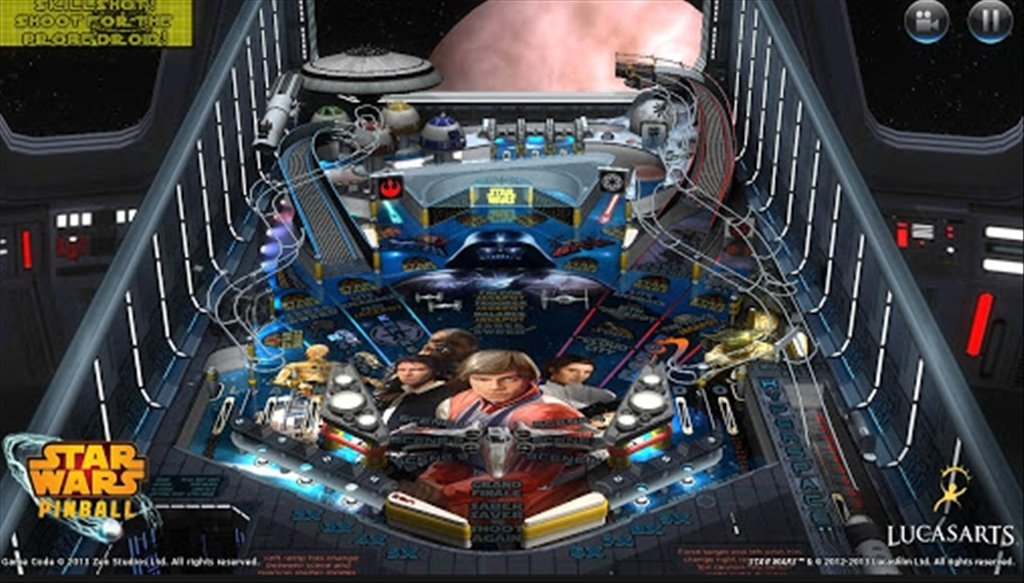 Star Wars Pinball Android image 3