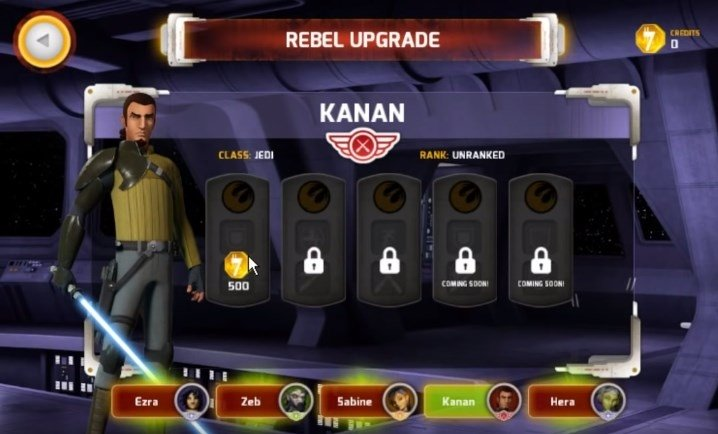 Star Wars Rebels: Recon Missions iPhone image 5
