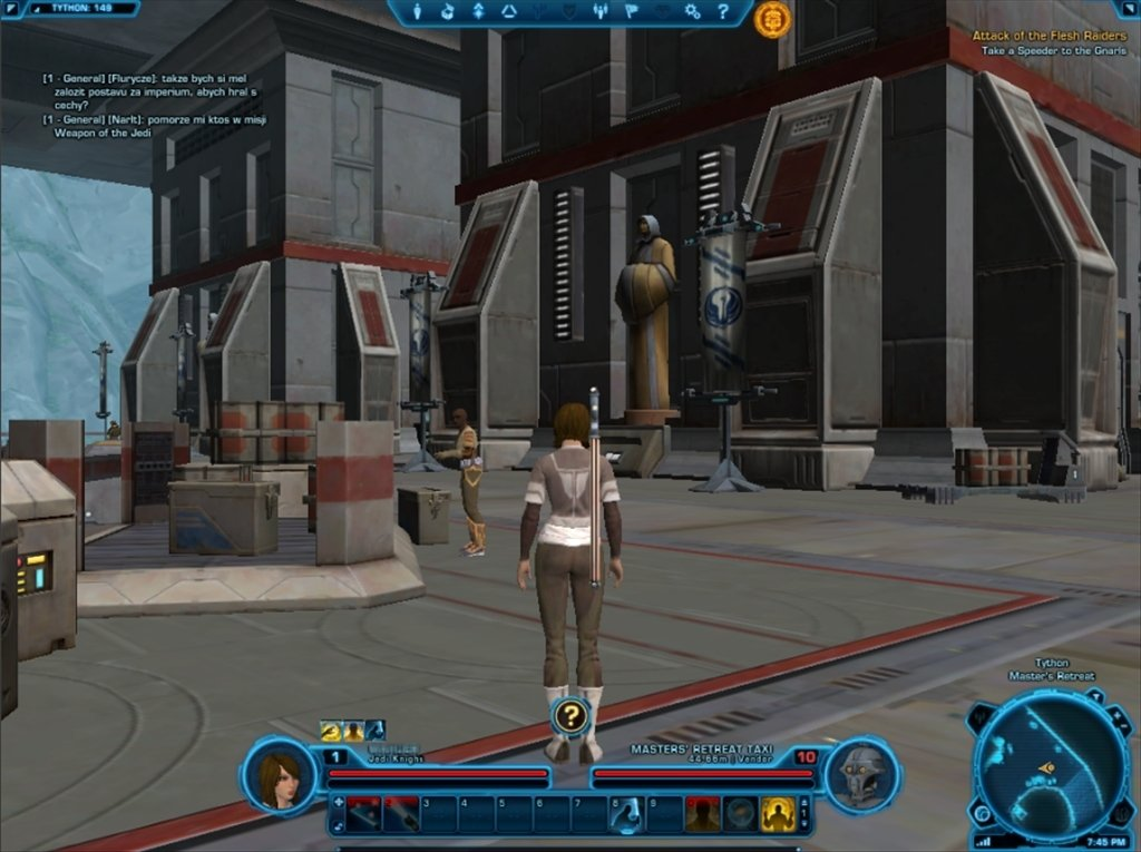 Star Wars: The Old Republic 1 00 - Download for PC Free