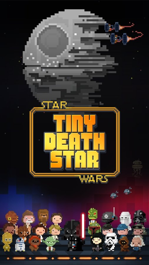 Star Wars: Tiny Death Star Android image 5
