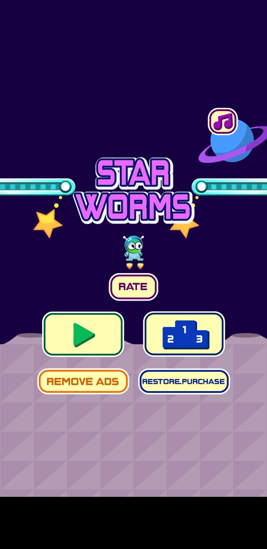 Star Worms Android image 3