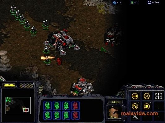 StarCraft Demo