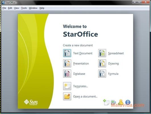 StarOffice Linux image 3
