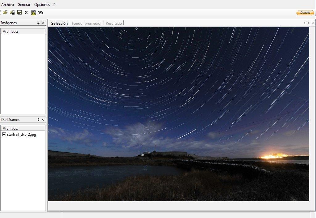 Startrails image 3