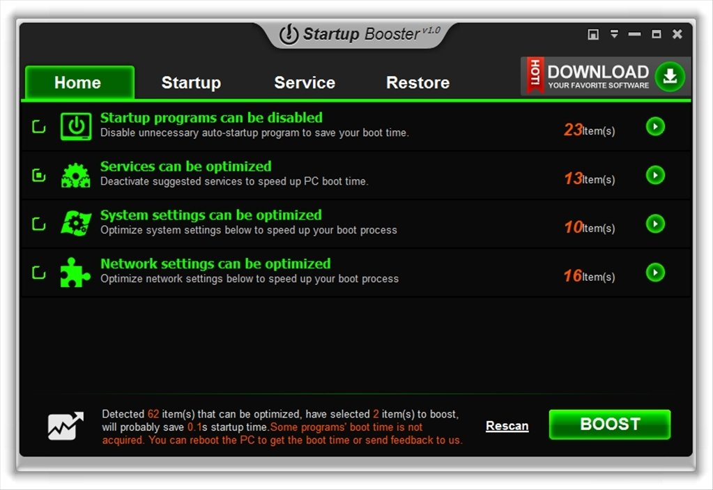 Startup Booster image 7