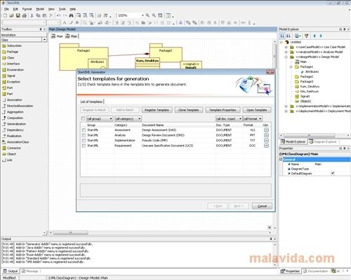 star uml download