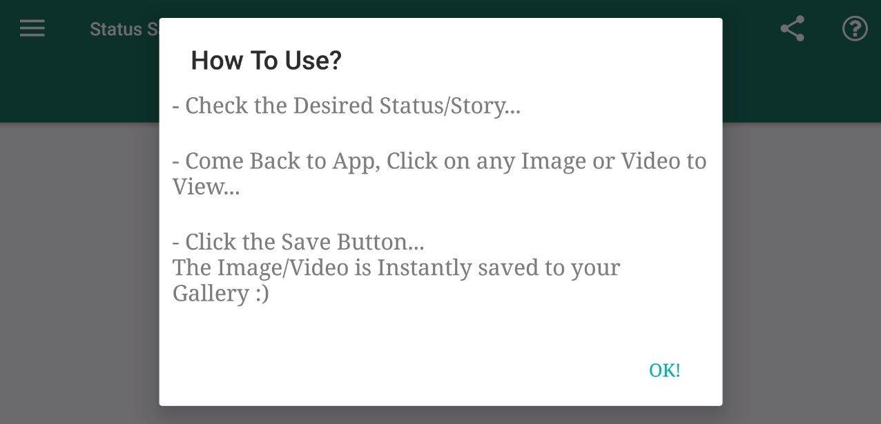 Status Saver 232 Download Für Android Apk Kostenlos