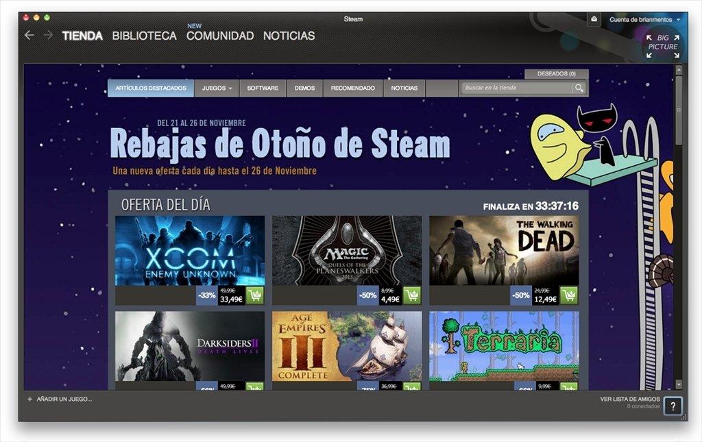 Steam Mac image 7