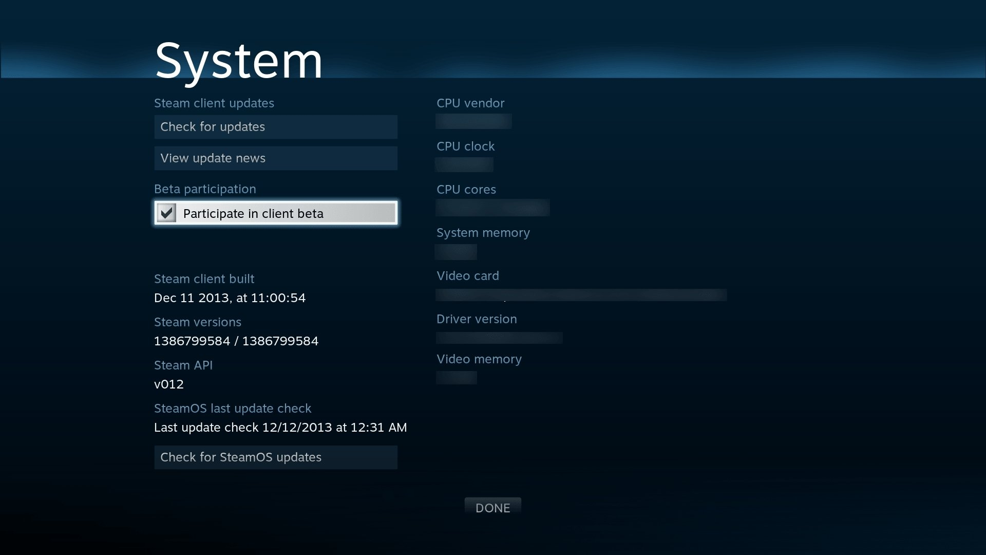 SteamOS Linux image 3