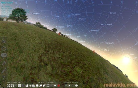 Stellarium image 7