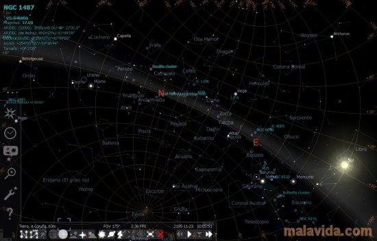 stellarium kostenlos