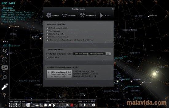 Stellarium 0 18 3 - Download for PC Free