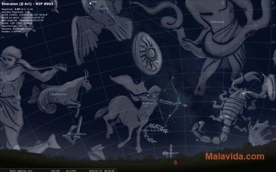 Stellarium 0 18 2 - Download for Mac Free