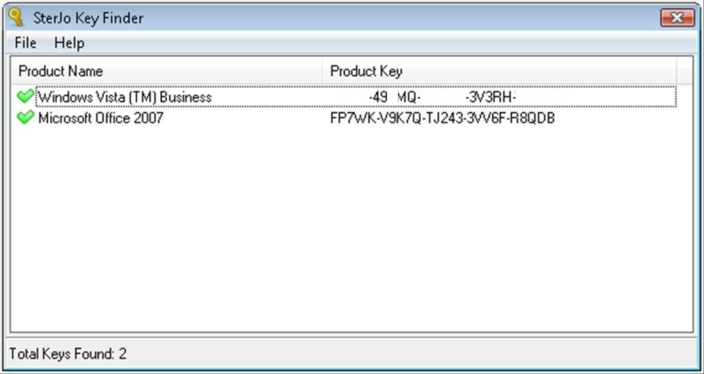find office product key on pc