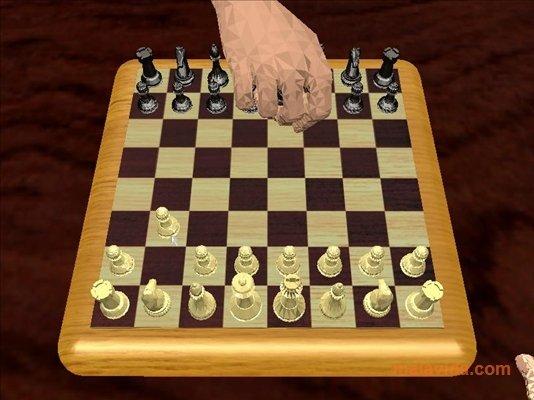 Steviedisco 3D Chess image 6
