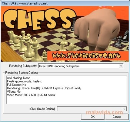 Steviedisco 3D Chess 0 9 - Download for PC Free