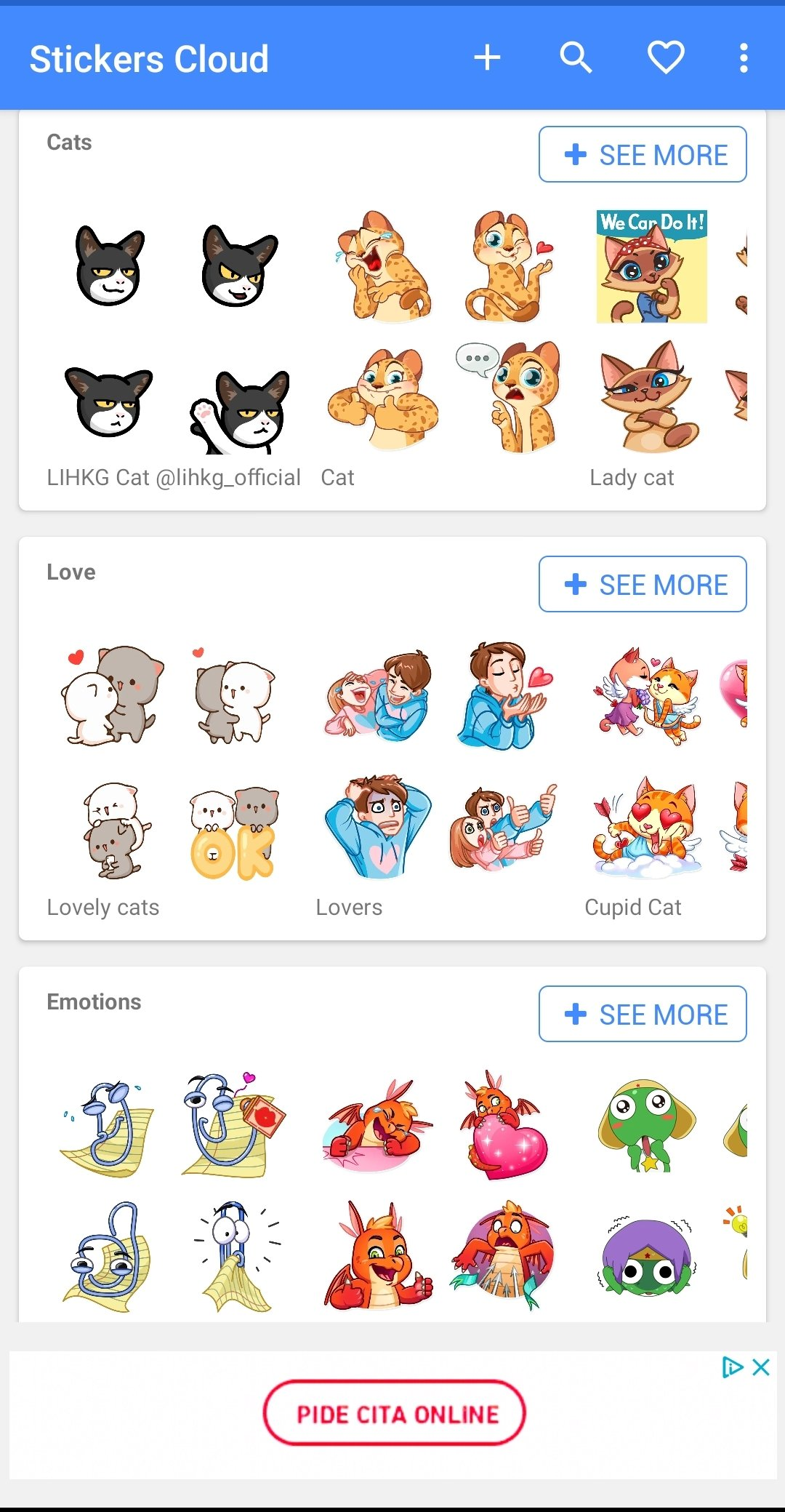 Stickers Cloud 2220.220.220   Download for Android APK Free