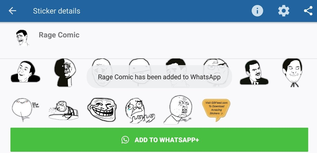 Stickers Plus 1 40 - Download for Android APK Free