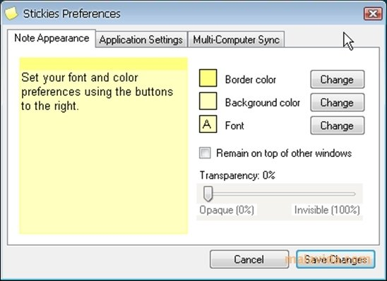 Stickies for Windows image 5