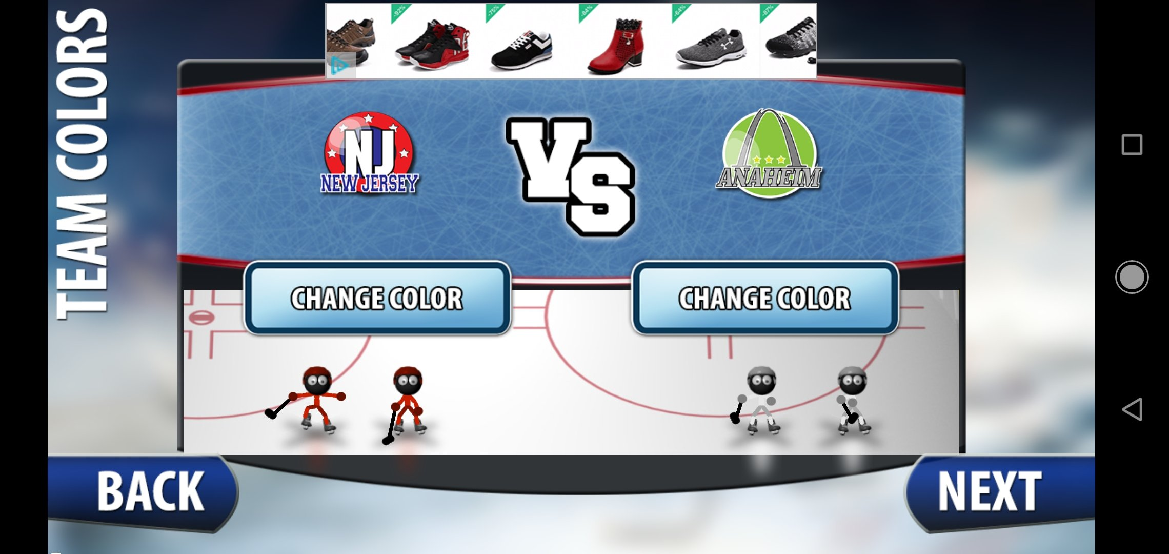 Stickman Ice Hockey 2 0 - Download for Android APK Free