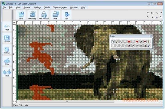 STOIK Stitch Creator image 7