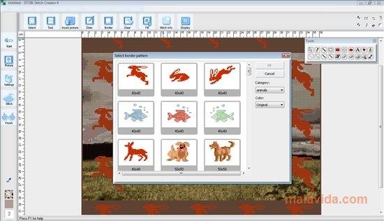Download STOIK Stitch Creator 4.0.0.2822 - Kostenlos
