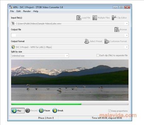 STOIK Video Converter