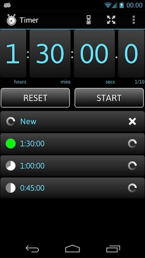 StopWatch & Timer Android image 6