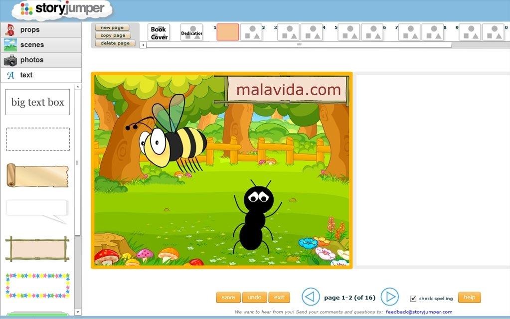 StoryJumper Webapps image 5