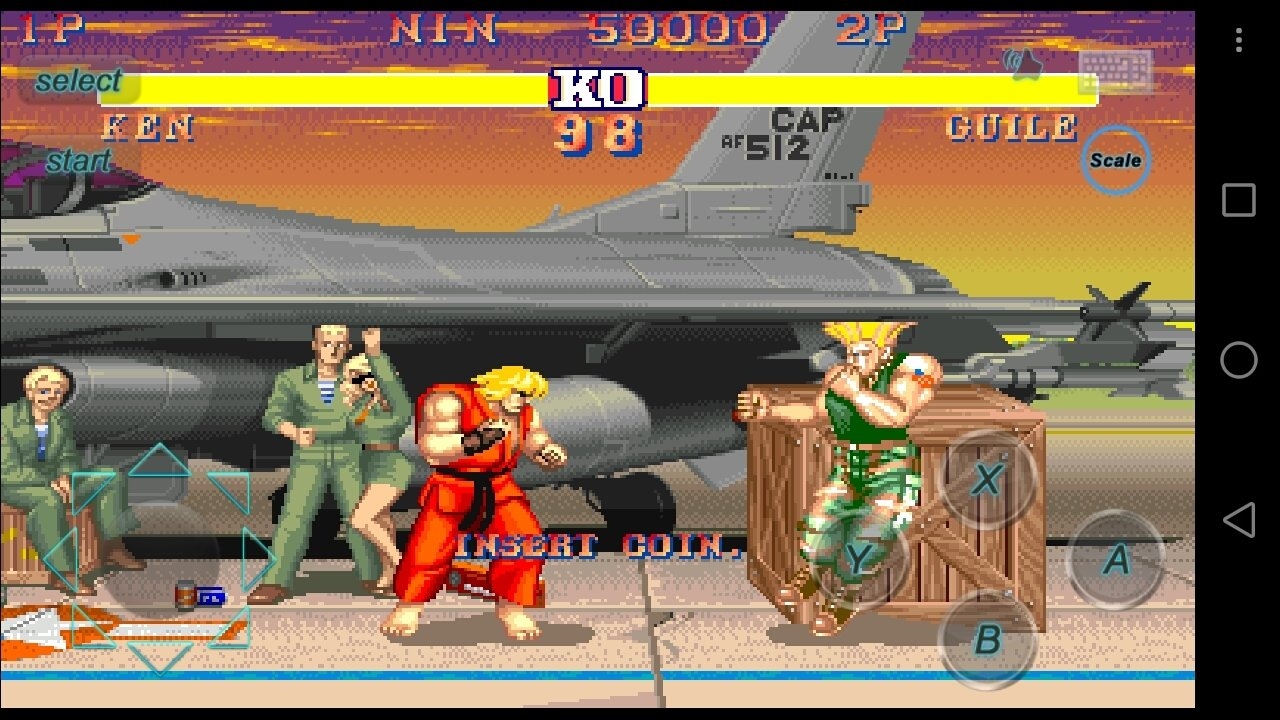 Street Fighter 2 Champion Edition - Download for Android APK Free