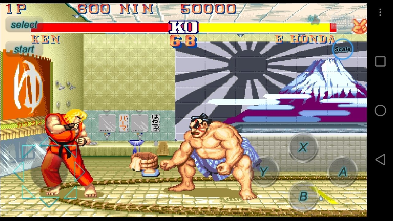 Street Fighter 2 Champion Edition - Download for Android APK