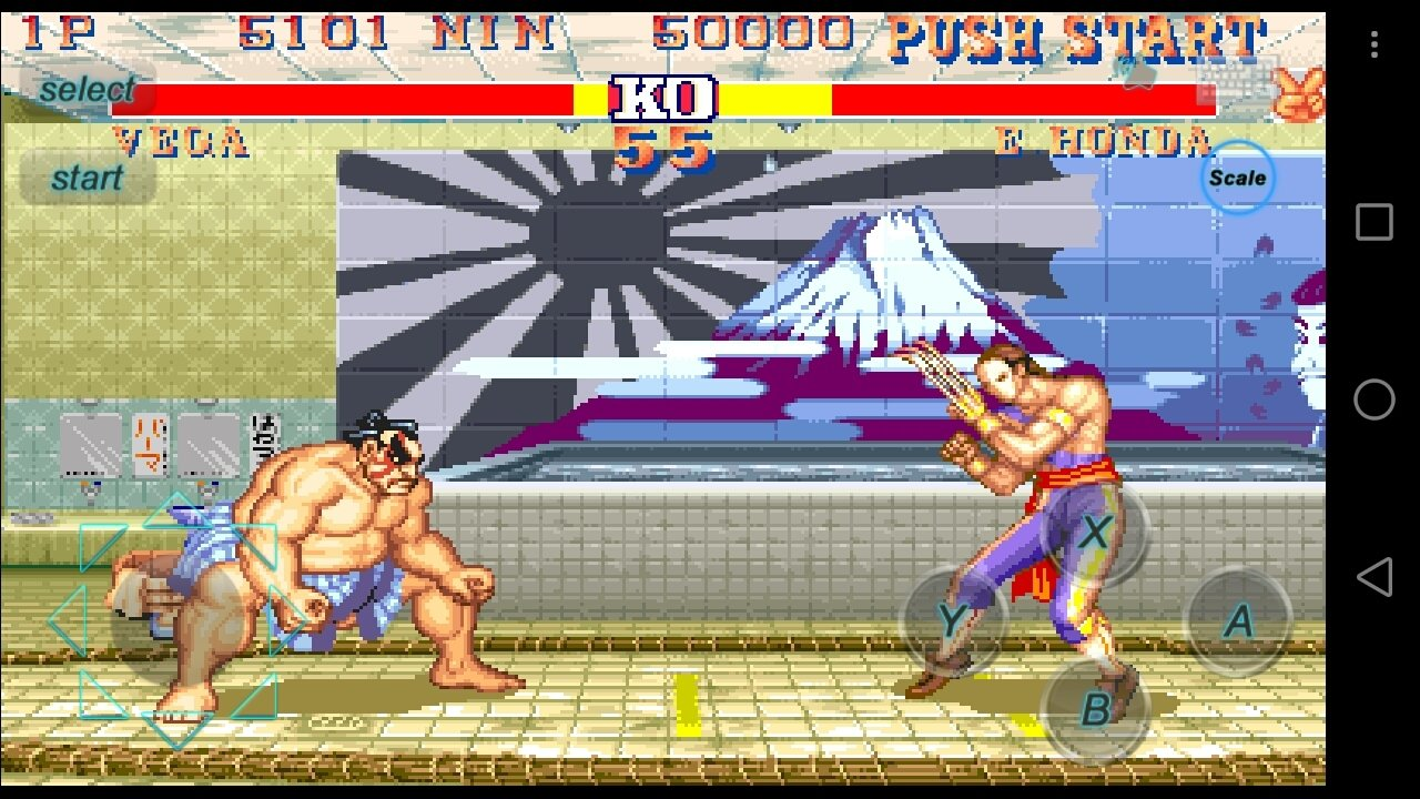 Download Street Fighter Alpha 2 Android Games APK ...