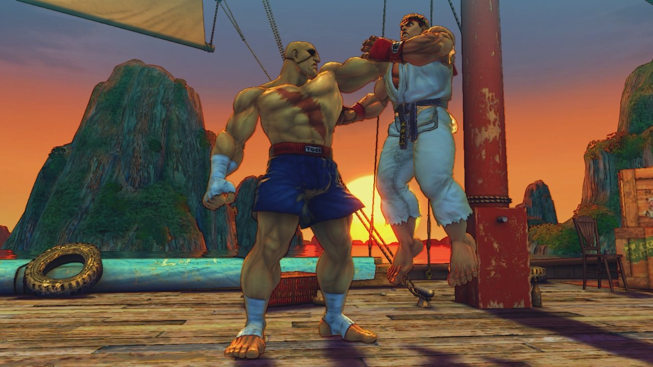 Street Fighter 4 - Download for PC Free