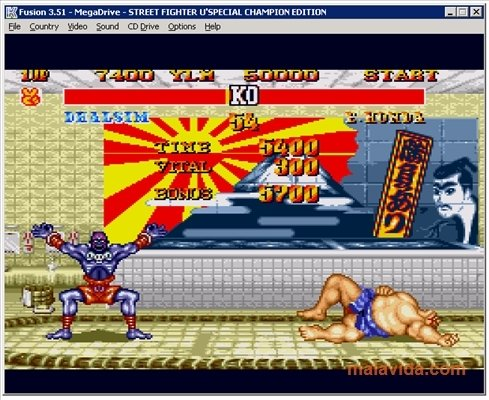 Street Fighter 2 Special Champion Edition - Download for PC Free