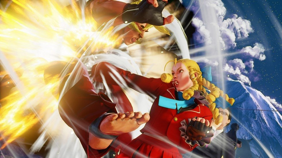 Street Fighter V - Download for PC Free