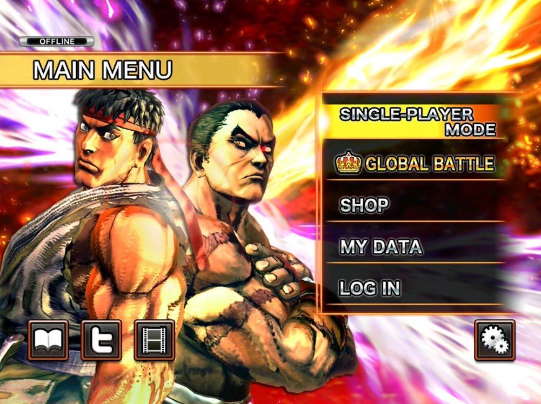 Street Fighter X Tekken Mobile iPhone image 8