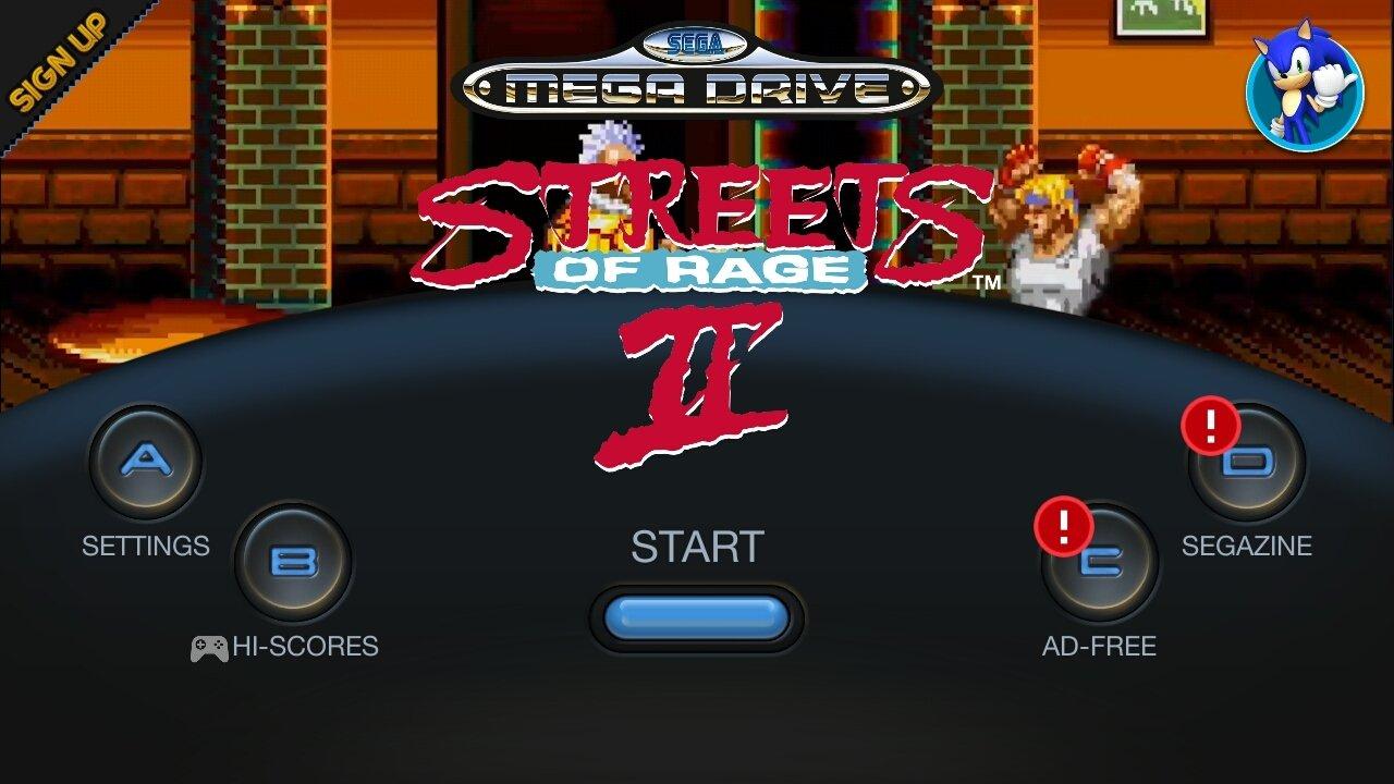 Streets of rage 2 classic 0. 3. 1 скачать для android apk бесплатно.
