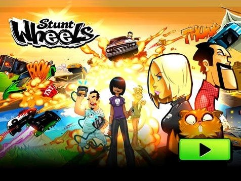 Stunt Wheels iPhone image 4