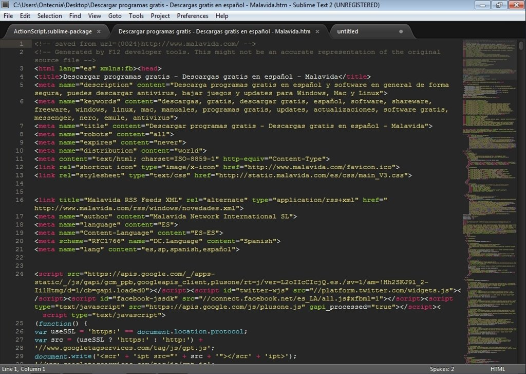 Sublime Text image 4