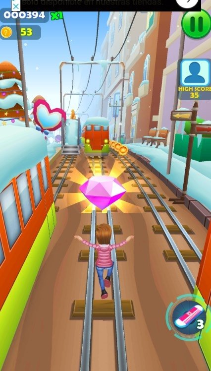 Subway Princess Runner 423 Download for Android APK Free